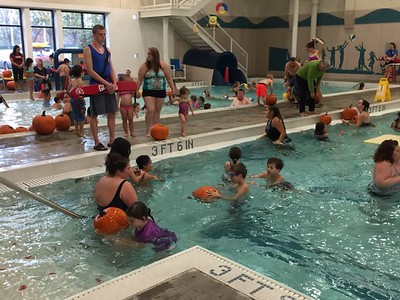 Pumpkins in the Pool 2015