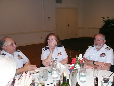 Flotilla 11 Change of Watch 2010