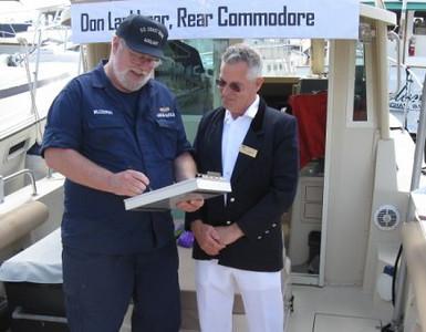 Opening Day 2010 Bellingham Bay
