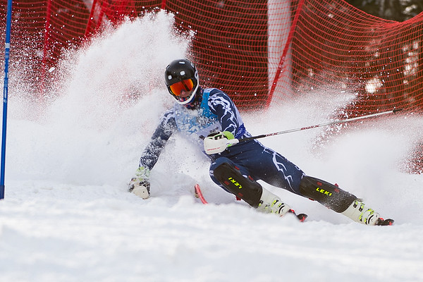 St Anselm Ski SL