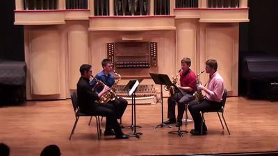 Quatuor - Pierre Max Dubois