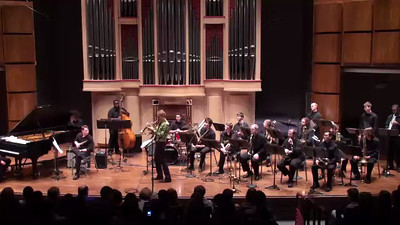 """It's a Heavy Town"" Donald Byrd (arr. Mitch Farber) USC Left Bank Band Featuring special guest Allen Vizzutti"