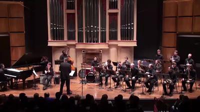 """Pianitis"" Chico O'Farrill USC Left Bank Band"