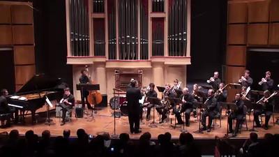"""Groove Merchant"" Jerome Richardson (arr. Thad Jones) USC Left Bank Band"