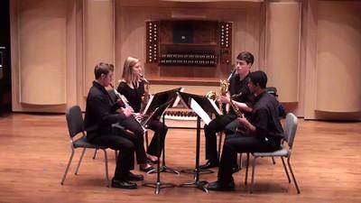 """Premier Quator Op. 53"" - Jean-Baptiste Singelée I. Andante - Allegro IV. Allegretto"