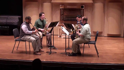 """Quartette (Allegro de Concert)"" - Caryl Florio (1843-1920) Andante Allegro"