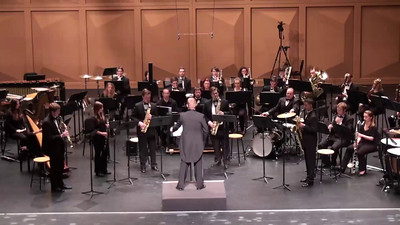 "MICHAEL COLGRASS  ""Urban Requiem"" (1995) - Part 2 Michael King, Conductor Brian Bethea, soprano saxophone, Jonathan Kierspe, alto saxophone,  Andrew Wassum, tenor saxophone, JP Davis, baritone saxophone"