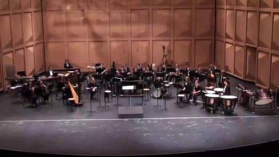 "MICHAEL COLGRASS  ""Urban Requiem"" (1995) - Part 1 Michael King, Conductor Brian Bethea, soprano saxophone, Jonathan Kierspe, alto saxophone,  Andrew Wassum, tenor saxophone, JP Davis, baritone saxophone"