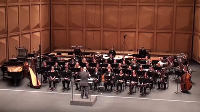 "MICHAEL DAUGHERTY ""Bells for Stokowsky"" (2002) Paul De Cinque, conductor"