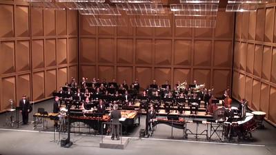 """JOSEPH SCHWANTNER """"LUMINOSITY: Concerto for Wind Orchestra"""" (2015) Mvmt. I USC Premiere Scott Weiss, conductor Jake Mann, clarinet soloist"""