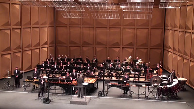 "JOSEPH SCHWANTNER ""LUMINOSITY: Concerto for Wind Orchestra"" (2015) Mvmts. II & III I USC Premiere Scott Weiss, conductor Jake Mann, clarinet soloist"