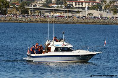 Coast Guard Aux. San Diego Bay