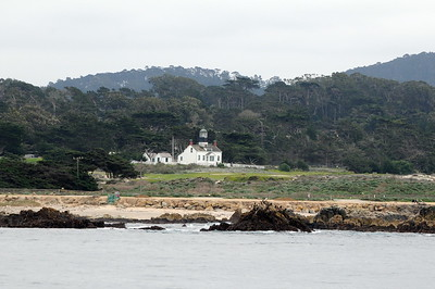 Point Pinos Lighthouse, Pacific Grove, Monterey County, CA