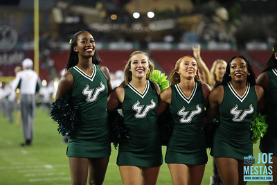 Temple University Owls vs USF Bulls