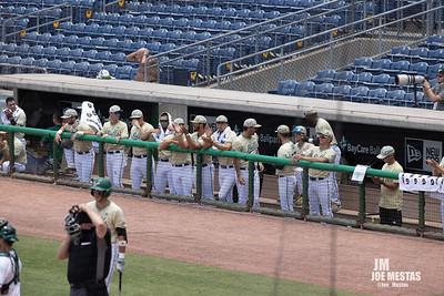 Tulane vs USF Baseball