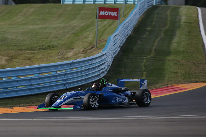 Gutiérrez corrió en Mid-Ohio y Watkins Glen con DEForce Racing (FOTO: Chris Jones/IMS Photo/Road to Indy)
