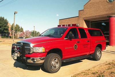 Montgomery AL - Car 32 - 2003 Dodge RAM 2500 Pickup