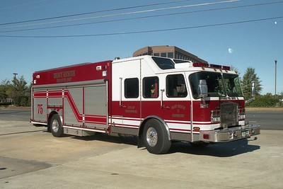 Montgomery AL - Rescue 75 - 2005 E One Cyclone II #129665