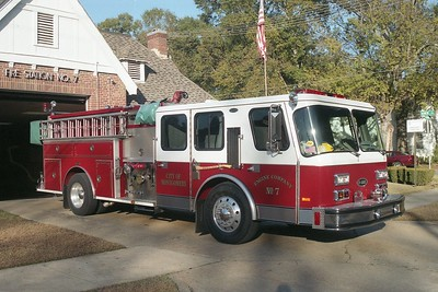 Montgomery AL - Engine 7 - 1996 E One Hurricane 1500-500-50F #15862