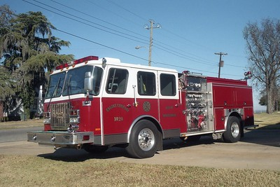 Montgomery AL - Engine 20 - 2001 E One Cyclone II 1500-500-20F #23439