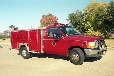 Montgomery AL - Spare Rescue - 1999 Ford F 350-E One