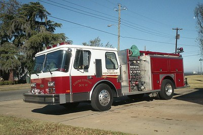 Montgomery AL - Engine 2 - 1987 E One Hurricane 1500-500-20F #5315