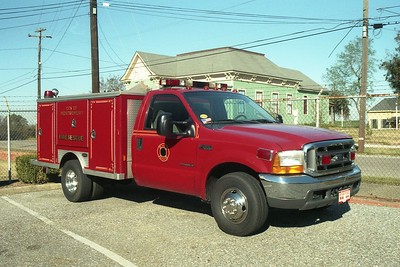 Montgomery AL - Spare Rescue - 1998 Ford F 350-E One