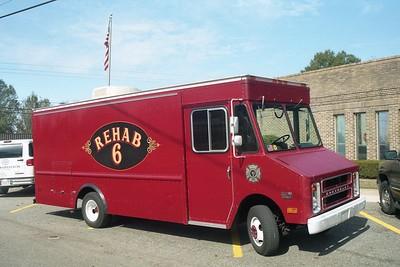 Montgomery AL - Rehab 6 - 1986 Chevy C-30 Step Van