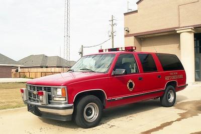 Montgomery AL - Car 80 - 1999 Chevy Suburban