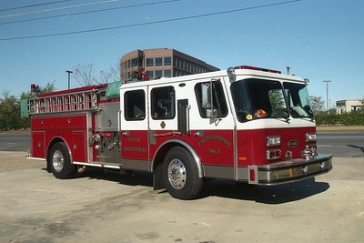 Montgomery AL - Engine 3 - 1996 E One Hurrican 1500-500-20F #15861
