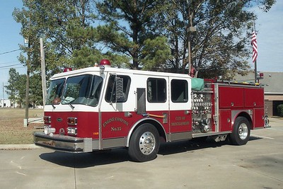Montgomery AL - Engine 15 - 1989 E One Hurricane 1500-500-20F #7213
