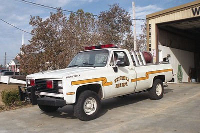 Wetumpka AL - Brush 3 - 1985 Chevy-FD HP-225