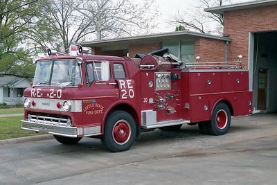 LITTLE ROCK FD  ENGINE 20R  1971  FORD C - BOARDMAN   1000-500