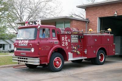 LITTLE ROCK FD  ENGINE 28R  1973  IHC CARGOSTAR - BOARDMAN   1000-500