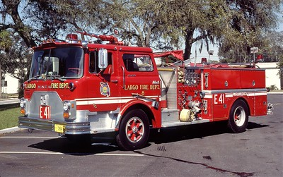LARGO FD FL  ENGINE 41  MACK CF