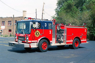 GARY FD IN  ENGINE 3  MACK MC -