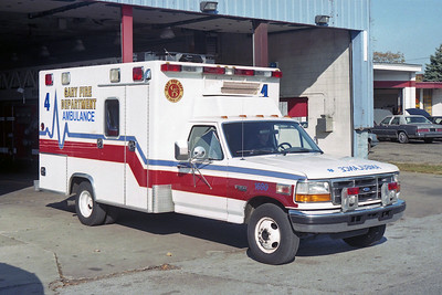 GARY FD IN  MEDIC 4  FORD F350 -