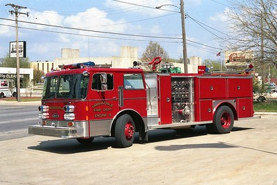 URBANDALE  ENGINE 3   E-ONE