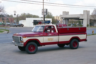 URBANDALE  ATTACK 1   FORD F - FD BUILT