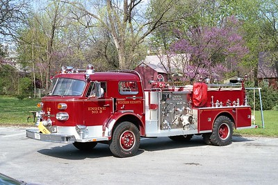 WINDSOR HEIGHTS  ENGINE  52   ALFCO