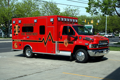 INDIANAPOLIS EMS 6
