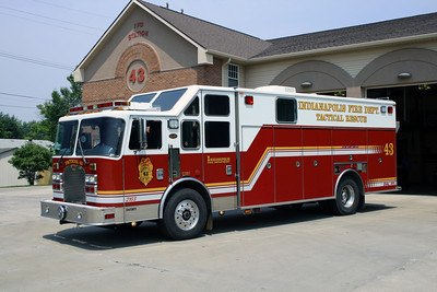 IFD  TACTICAL RESCUE 43