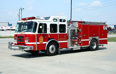 IFD ENGINE 64  E-ONE TYPHOON