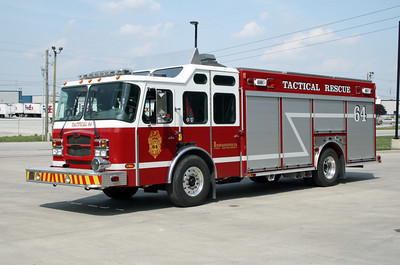 IFD TACTICAL 64  E-ONE TYPHOON