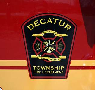 DECATUR TOWNSHIP DOOR LOGO
