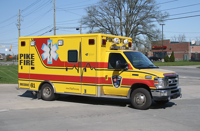 PIKE TOWNSHIP  MEDIC 61