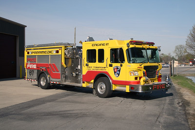 PIKE TOWNSHIP  ENGINE 67   SPARTAN