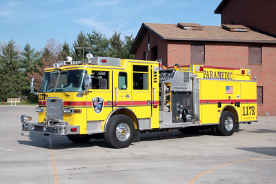 PIKE TOWNSHIP  ENGINE 117R