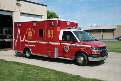 WAYNE TOWNSHIP AMBULANCE 83