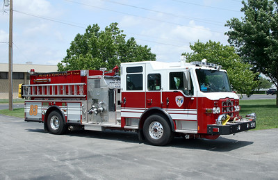WAYNE TOWNSHIP ENGINE 83  PIERCE VELOCITY